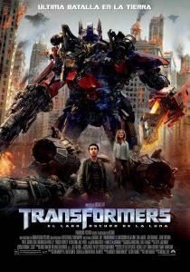 Póster de la película Transformers: El lado oscuro de la Luna