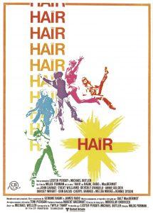 Póster de la película Hair