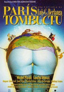 Póster de la película París-Tombuctú