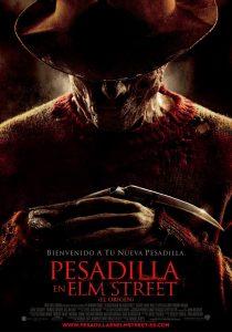 Póster de la película Pesadilla en Elm Street: El origen