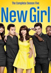 Póster de la serie New Girl Temporada 5