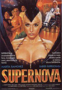 Póster de la película Supernova (1993)