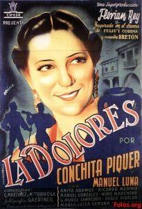 Póster de la película La Dolores