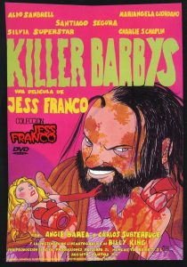 Póster de la película Killer Barbys