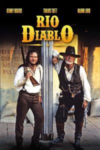 Póster de la película Rio Diablo