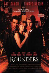 Póster de la película Rounders