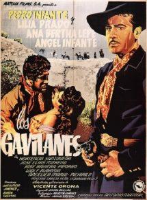 Póster de la película Los gavilanes