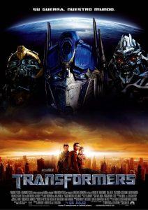 Póster de la película Transformers