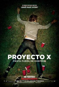 Póster de la película Project X (2012)