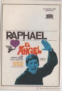 Póster de la película El ángel