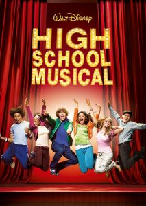 Póster de la película High School Musical