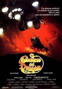 Póster de la película El caballero del dragón