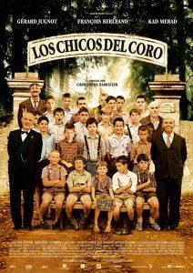 Póster de la película Los chicos del coro