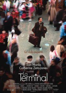 Póster de la película La terminal