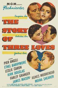 Póster de la película Tres amores