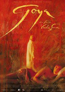 Póster de la película Goya en Burdeos