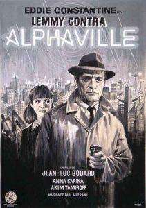 Póster de la película Lemmy contra Alphaville