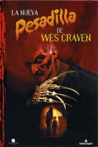 Póster de la película Pesadilla en Elm Street 7: La nueva pesadilla de Wes Craven