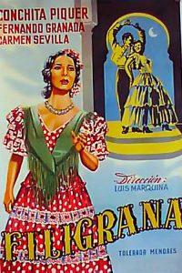 Póster de la película Filigrana