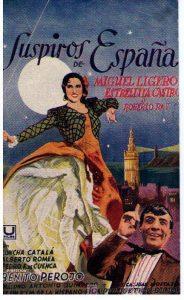 Póster de la película Suspiros de España