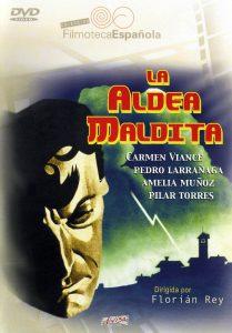 Póster de la película La aldea maldita (1942)