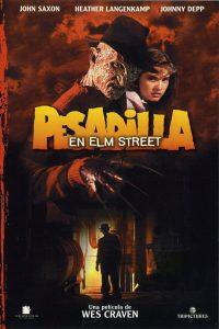 Póster de la película Pesadilla en Elm Street