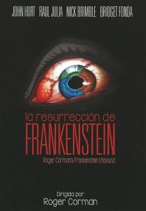 Póster de la película La resurrección de Frankenstein