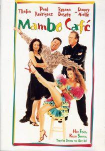 Póster de la película Café Mambo