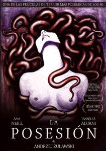 Póster de la película La posesión (1981)