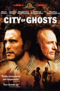 Póster de la película La ciudad de los fantasmas