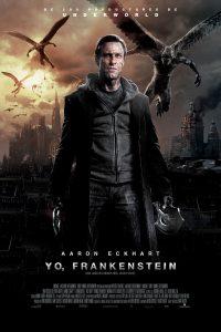 Póster de la película Yo, Frankenstein