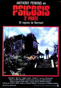 Póster de la película Psicosis II: El regreso de Norman