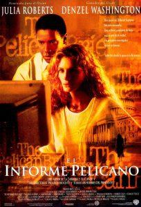 Póster de la película El informe Pelícano