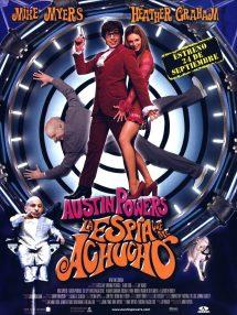 Póster de la película Austin Powers 2: La espía que me achuchó