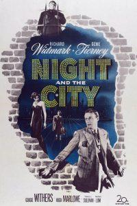 Póster de la película Noche en la ciudad
