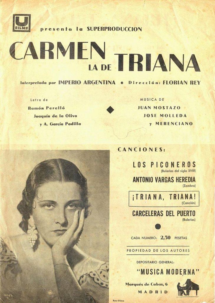 Carmen, la de Triana - 0 - elfinalde