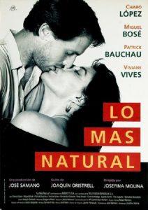 Lo más natural