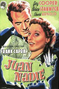 Póster de la película Juan Nadie