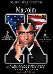 Póster de la película Malcolm X
