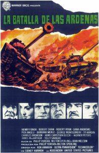 Póster de la película La Batalla de las Ardenas
