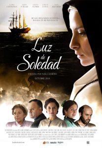 Póster de la película Luz de Soledad