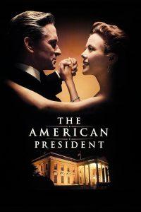 Póster de la película El presidente y Miss Wade