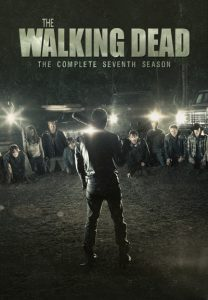 Póster de la serie The Walking Dead 1ª parte (1-8) Temporada 7