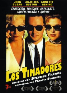 Póster de la película Los Timadores
