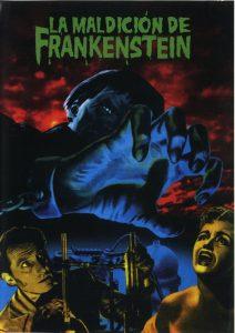 La maldición de Frankenstein (1957)