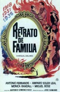Póster de la película Retrato de familia