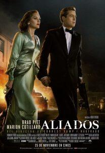 Póster de la película Aliados