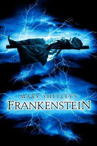 Póster de la película Frankenstein de Mary Shelley