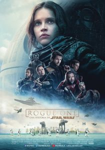 Póster de la película Rogue One: Una historia de Star Wars