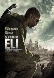 Póster de la película El libro de Eli